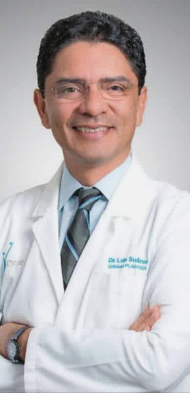 Dr. Luis Suarez best plastic surgeon in Mexico