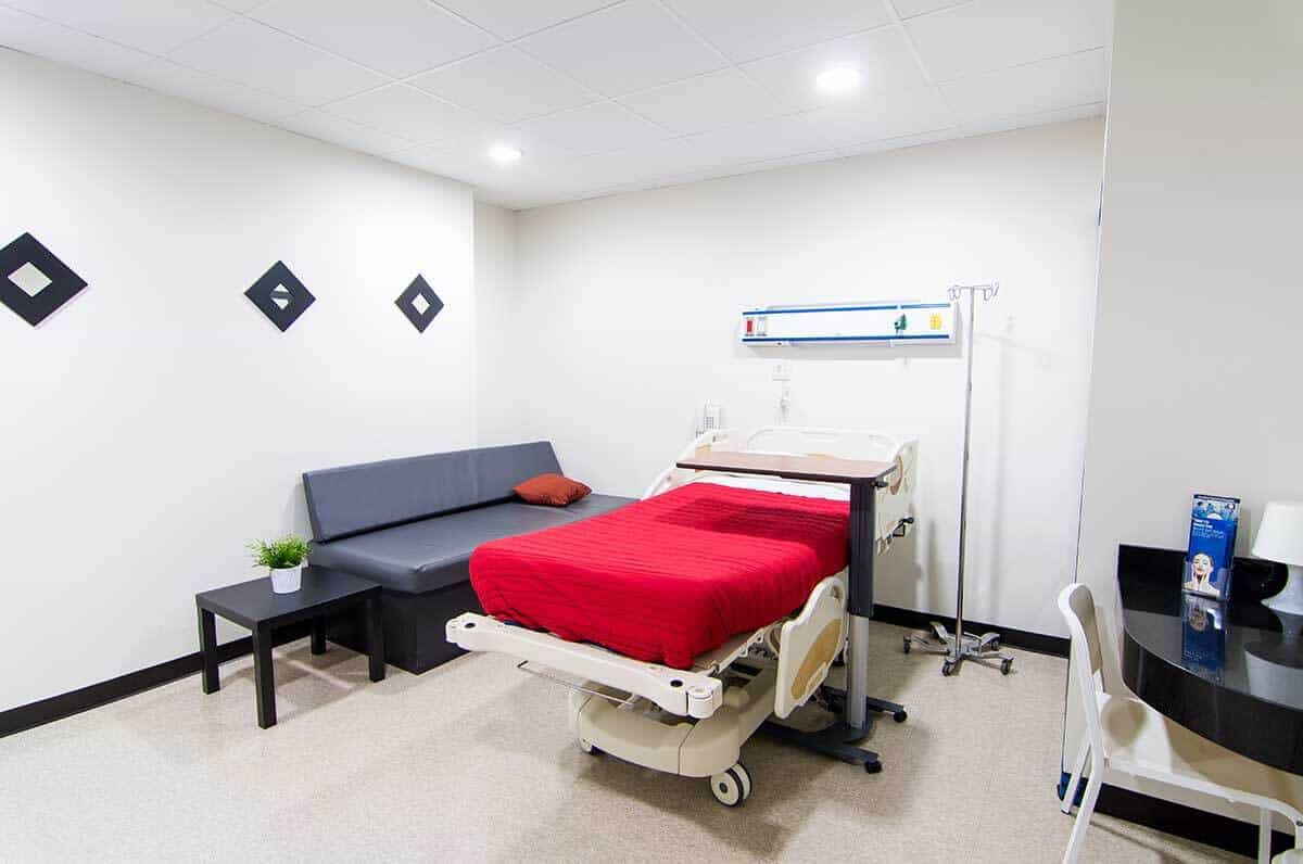 Mexico plastic surgery hospitalization