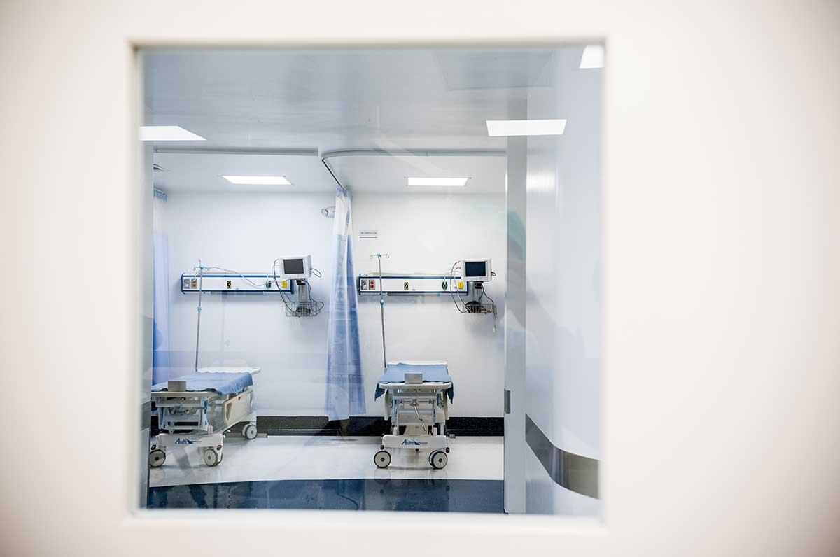 Tijuana Mexico operating room